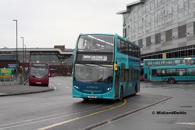 Arriva Midlands 4402, Derby Bus Station, 07-01-2017