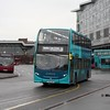Arriva Midlands 4402, Derby Bus Station, 07-01-2017
