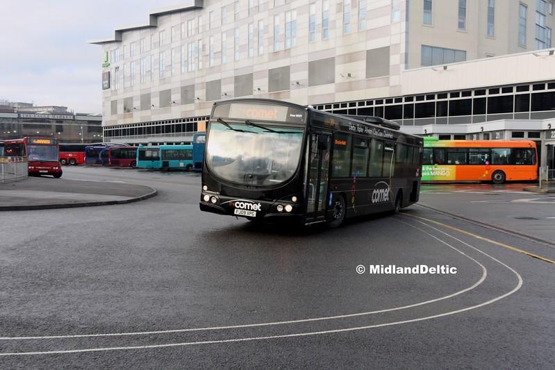 TrentBarton 748, Derby Bus Station, 07-01-2017