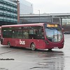 Your Bus 1306, Derby Bus Station, 07-01-2017