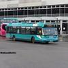 Arriva Midlands 3570, Derby Bus Station, 07-01-2017