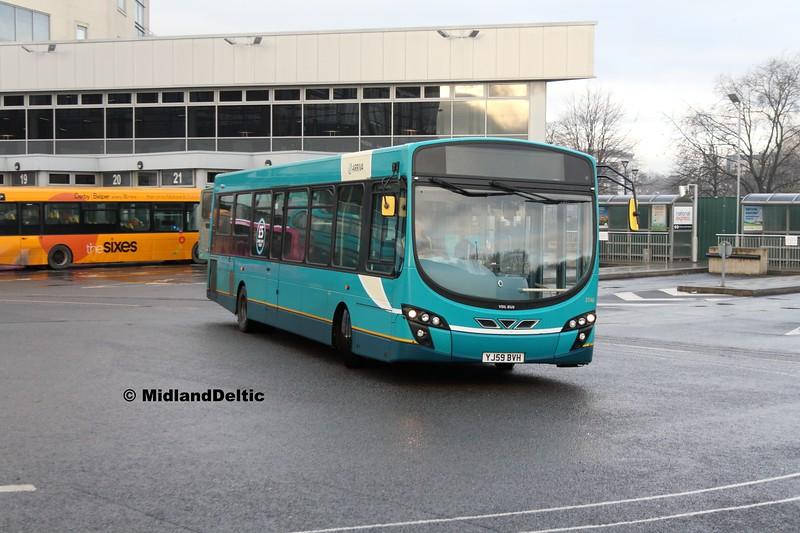 Arriva Midlands 3746, Derby Bus Station, 07-01-2017