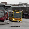 Kinchbus 907, Derby Bus Station, 07-01-2017