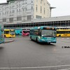 Arriva Midlands 3566, Derby Bus Station, 07-01-2017