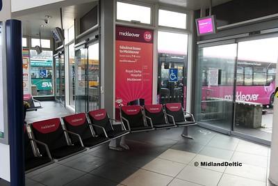 Derby Bus Station, 07-01-2017