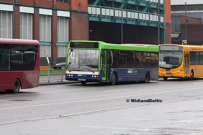 Notts & Derby 264, Derby Bus Station, 07-01-2017