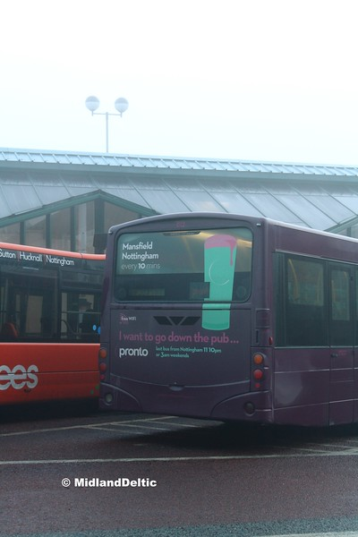 TrentBarton 612, Victoria Bus Station Nottingham, 07-01-2017