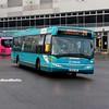 Arriva Midlands 3556, Derby Bus Station, 07-01-2017