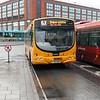 TrentBarton 688, Derby Bus Station, 07-01-2017