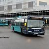 Arriva Midlands 3554, Derby Bus Station, 07-01-2017