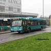 Arriva Midlands 3560, Derby Bus Station, 07-01-2017