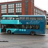 Arriva Midlands 4600, Derby Bus Station, 07-01-2017