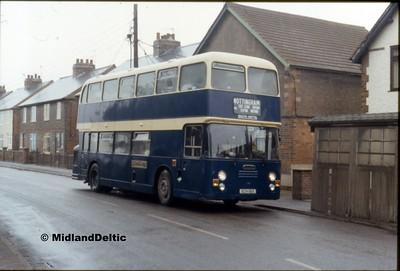 South Notts 116, Gotham, 30-03-1991