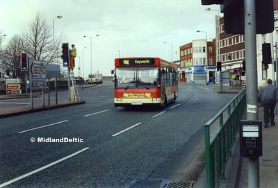 Undated Buses - 1999