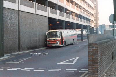 Barton Buses 1293, Broad Marsh Bus Station Nottingham