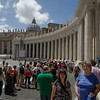 Rome, Mum and Somsri in St Peters Square