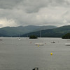 England; Lake District, View from Windemere Landing, Lake Windemere