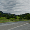 England:  Lake District on road from Keswick to Windemere
