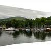England; Lake District, Ullswater Landing, Lake Windemere