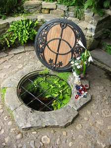 Chalice Well at Glastonbury