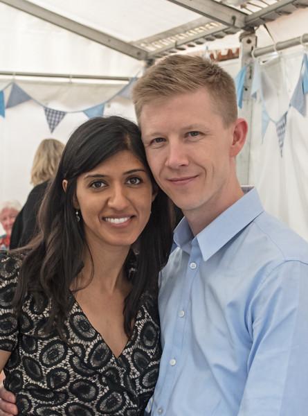 UK for Michael & Sabah's wedding July 2016