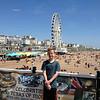 Cam on the Brighton Pleasure Pier