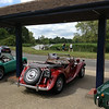 These cars captured Claire's interest in Beaulieu, where we toured our first small village