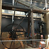First ever steam engine - in Scottish museum in Edinburgh - next to it was Dolly the first cloned mammal
