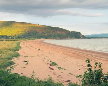 Summer at Tralee Bay