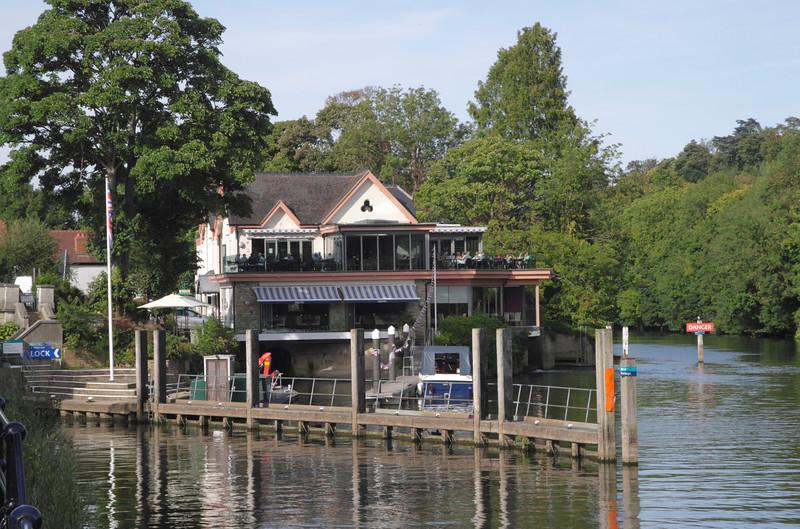 Boulters Restaurant Maidenhead Berkshire