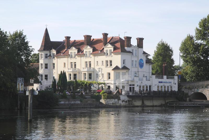 Thames Riviera Hotel Maidenhead Berkshire