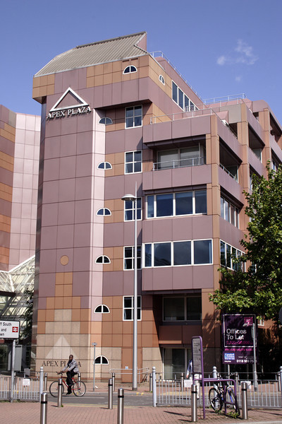 Apex Plaza office building Reading Berkshire