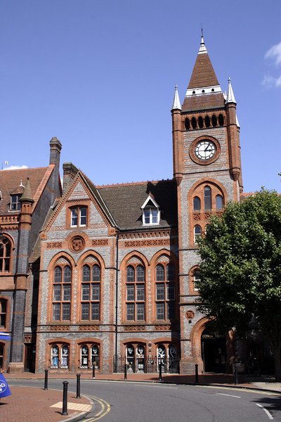 Reading Town Hall Berkshire