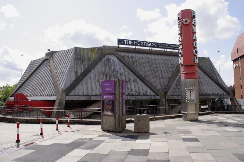 Hexagon Theatre Reading Berkshire