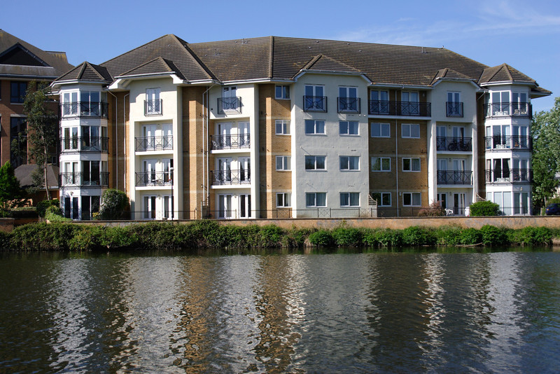 Thames Court Residential apartments Reading Berkshire