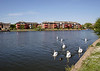 Residential apartments River Thames Reading Berkshire