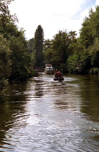 River Thames at Sonning Berkshire