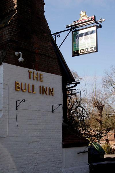 The Bull Inn Pub Sonning Berkshire