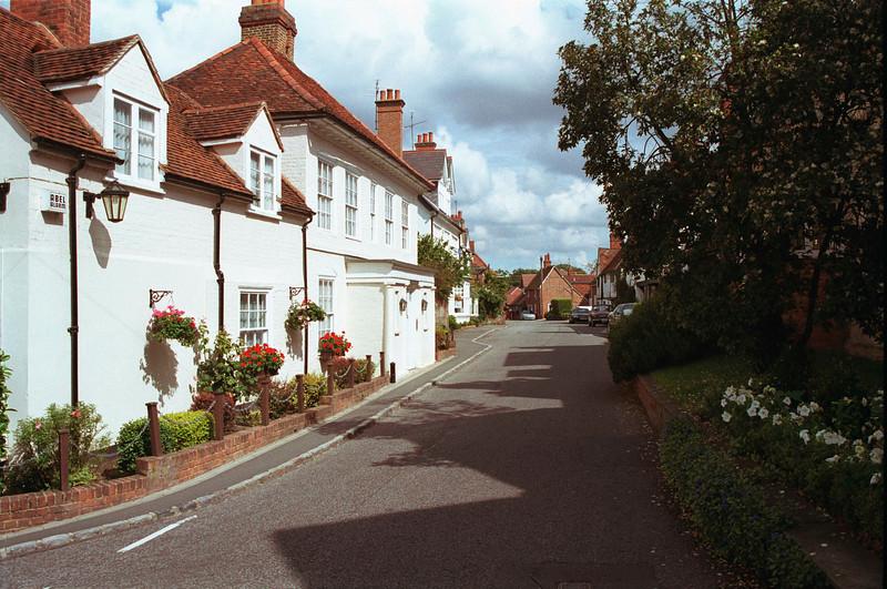 Sonning village Berkshire