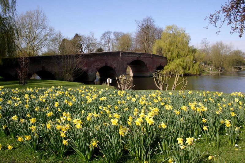 Bridge at Sonning Berkshire