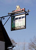 The Bull Inn Pub sign Sonning Berkshire