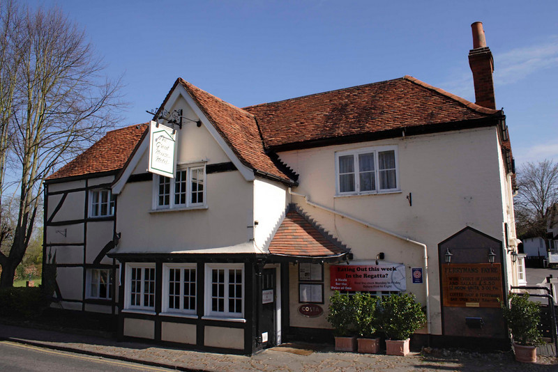 The Great House Hotel at Sonning Berkshire