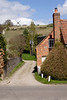 Turville village Buckinghamshire