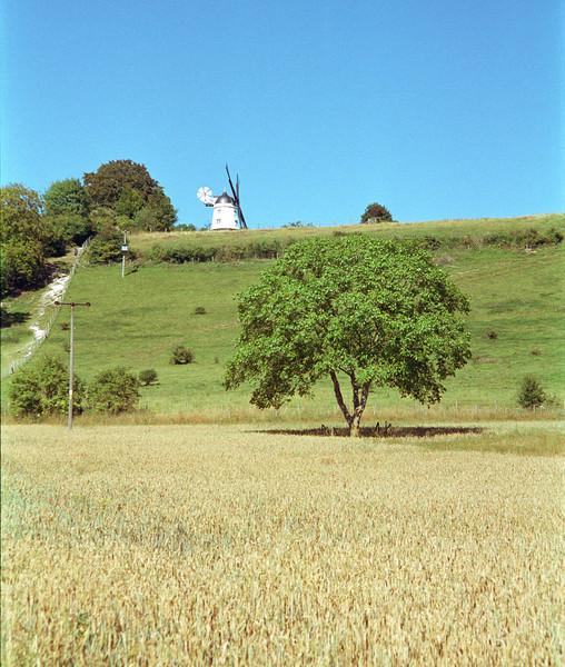 Windmill at Turville Buckinghamshire