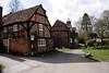 Village of Turville in Buckinghamshire England