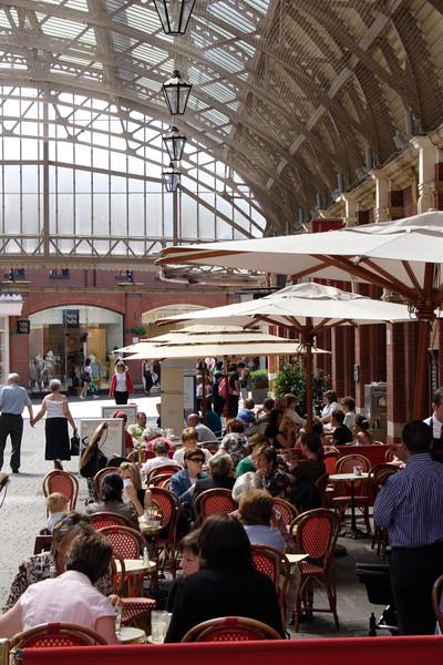 Cafe Rouge at Windsor Shopping Centre 2007