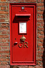 English post box Windsor