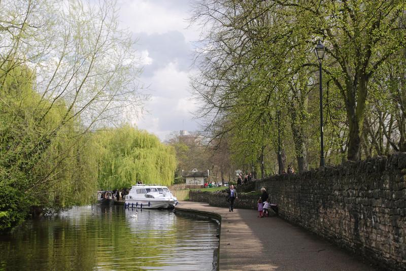 River Thames Windsor Berkshire