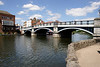 Bridge between Eton and Windsor