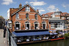 House on the Bridge restaurant Eton